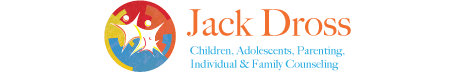 Jack Dross Omaha Counselor | Licensed Professional Mental Health Counseling | Children, Kids, Adolescents, Parenting Therapist Logo